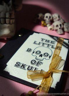 THE LITTLE BOOK OF SKULLS