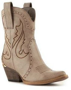Volatile Calico Western Boot on shopstyle.com