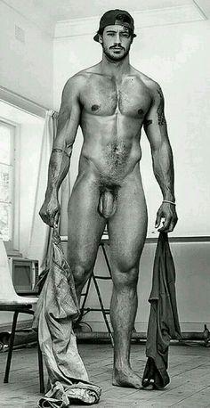 nude naked Steve martin