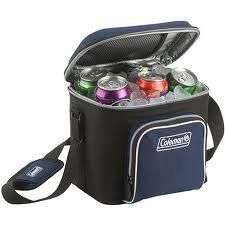 Coleman 9-can Cooler