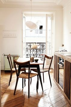 an apartment in paris by the style files, via Flickr