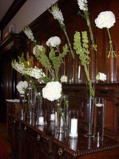 Credenza Floral Scape