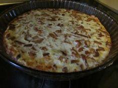 Sienipiirakka Cheese, Cooking, Food, Kitchen, Eten, Meals, Cuisine, Diet
