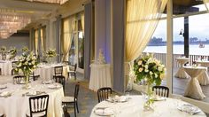 California Beach Resort Wedding Reception Venues | Destination Wedding Collection Paradise Point  #DestinationHotelsWeddings