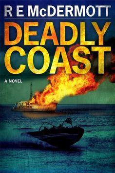 #jensbookclubpick #freedownloadDeadly Coast (A Tom Dugan Novel) by R.E. McDermott, http://www.amazon.com/dp/B00958ALWU/ref=cm_sw_r_pi_dp_KS26ub1K4PSR4