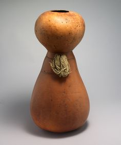 Gourd Drum (Ipu Hula or Ipu Heke), 19th century. Hawai'i.