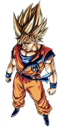 Super Saiyanjin Goku