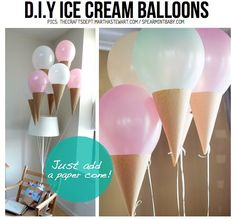 Hey guys! I thought this would be a really cool party idea and I also think it's very creative!