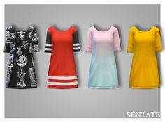 Sentate's Milk Dress