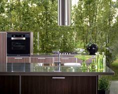 Cocinas de diseño & vanguardia – fortalezas del acero inoxidable – JOHNSON