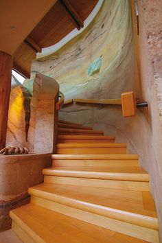 Bachman's innovative Salt Spring Island rammed earth home was five years in the making.