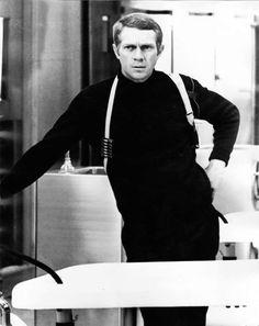 Steve McQueen, Bullitt (1968)