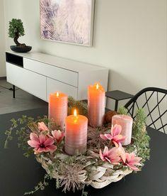 Kunstblumen-Design Table Decorations, Furniture, Design, Home Decor, Single Flowers, Fake Flowers, Floral Arrangements, Candle Holders, Decoration Home