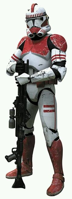 Phase 2 Coruscant police trooper.