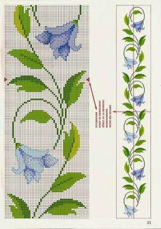 1000 images about punto croce on pinterest punto croce for Schemi punto croce fiori e farfalle