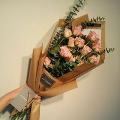 1000+ images about Wrapping Bouquet on Pinterest | New life, Flower and Search