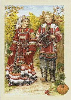 kykolnik | Русский сценический костюм
