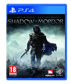 UK LOWEST PRICE Middle-Earth: Shadow of Mordor PS4 NOW £25.85