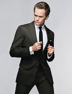"Barney Stinson: He may be a fictional character but he's awesome. ""Swag is for Boys. Class is for Men."""
