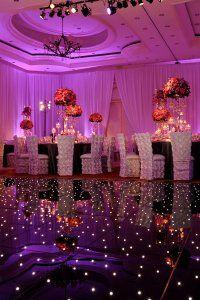 #magical #led dancefloor #wedding