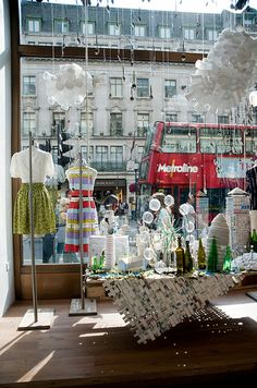 "Anthropologie | London. Fancy to #travel #London? Include this in your #bucketlist and visit ""City is Yours"" http://www.cityisyours.com/explore to discover amazing bucket lists created by local experts."