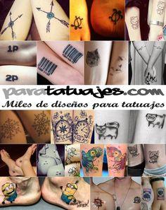 Tatuajes para hermanos  Para Tatuajes
