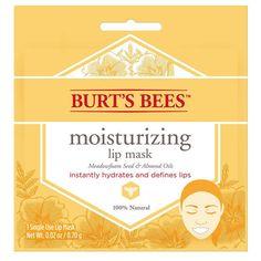 Burt's Bees Lip Mask Lip Treatment
