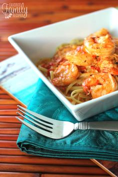 Creamy Cajun Shrimp Pasta Recipe on Yummly. @yummly #recipe