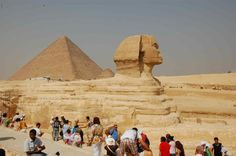 Cairo Airport Layover Tour to Giza Pyramids with Private Guide including Lunch While on your layover in Cairo, discover the pharaohs' history by visiting the great Giza Pyramids of Cheops, Chephren and Mykerinus. The Sphinx is waiting for you to take a nice picture with it. Enjoy a typical lunch at an Egyptian restaurant.Your personal Egyptologist guide will pick you up from Cairo Airport by private air-conditioned vehicle to start your tour to the Pyramids of Cheops, Chephren...
