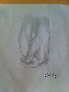 Hands(pencil)