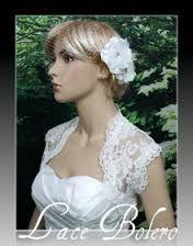bridal lace bolero - Google 検索