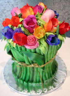 Tulip Bouquet | Flickr - Photo Sharing!
