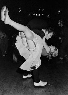 1950's Dancers Kickin it UP!!!