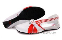 http://www.jordannew.com/puma-espera-flats-white-red-shoes-for-women-free-shipping.html PUMA ESPERA FLATS WHITE RED SHOES FOR WOMEN FREE SHIPPING Only 71.52€ , Free Shipping!