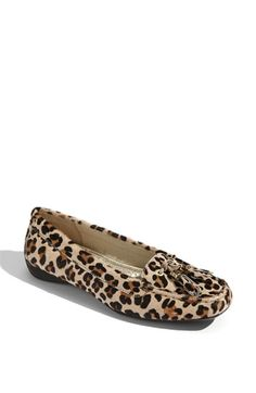 sperry leopard loafers..have them and wear them with tons of stuff...so versatile!!!