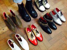 #AlfilRojo #Shoes #Handmade #leather #Sale