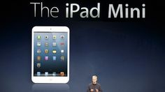 The iPad mini will apparently be revealed at an event on October 23.