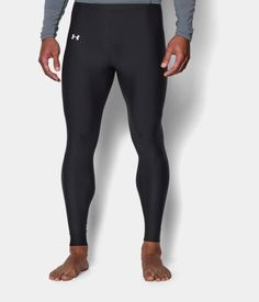 S Keep You Fit All The Time Under Armour Heatgear Armour Compression Baselayer Legging Charcoal Clothing, Shoes & Accessories Men's Clothing