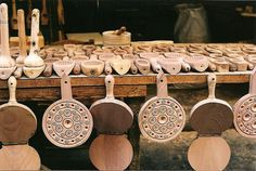 mamoul-molds by mercedes l., via Flickr