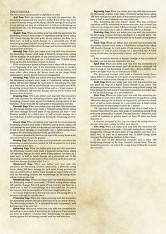 DnD Homebrew Collection — Arilianis Subclasses Part Dungeons And Dragons Classes, Dungeons And Dragons Homebrew, How To Make Traps, Science Fiction, World Of Warcraft Game, Tiefling Bard, Dnd Classes, Home Brewery, Dnd 5e Homebrew