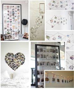 fabulous dorm room decorating ideas on a budget (no regret trying it 8 Instax Mini Camera, Fujifilm Instax Mini, Polaroid Camera, Fuji Instax Mini 90, Instax 8, Polaroid Display, Instax Mini Ideas, Polaroid Pictures, Polaroid Ideas
