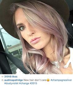 Ashy violet