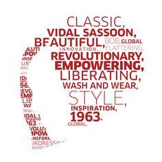 Vidal Sassoon's iconic bob haircut, forever changed hair history.