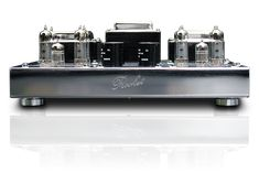 Mono and Stereo High-End Audio Magazine: Andreas Klug‎ EL 84 tube amplifier DIY kit