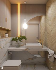 Washroom Design, Toilet Design, Bathroom Design Luxury, Laundry Decor, Laundry In Bathroom, Small Bathroom, Arch Interior, Interior Design, Washbasin Design