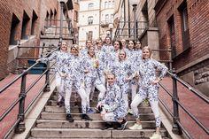Running Event in Stockholm RÖHNISCH SS17 #runningevent #womenrunning #runningwear