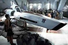 Colonial Viper from Battlestar Galactica (1978)
