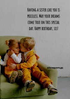 The top 15 birthday quotes for sister. Some of the best birthday quotes and wishes for sister with images that will worth your time. Best Birthday Quotes, Sister Birthday Quotes, Happy Birthday Images, Sister Quotes, Motivational Basketball Quotes, Cute Quotes, Best Quotes, Wishes For Sister, I In Team