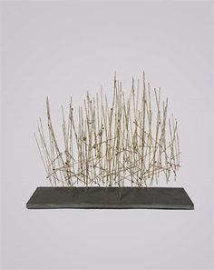 "PHILLIPS : NY050208, HARRY BERTOIA, Rare ""Straw"" sculpture"