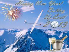 Happy New Year   Boldog Új Évet! 2013  Endresz György Aeroclub #Budapest   Facebook: https://www.facebook.com/pages/Endresz-Gy%C3%B6rgy-Sportrep%C3%BCl%C5%91-Egyes%C3%BClet/281748527678